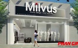 Những mẫu thiết kế Shop thời trang ấn tượng dẫn đầu