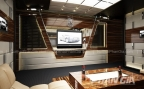 Phòng karaoke hiện đại đẹp