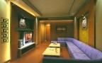 Nội thất phòng karaoke đẹp