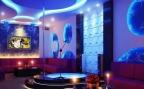 Thiết Kế Phòng Karaoke Không Gian Đẹp Với Đèn Led