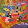 Lắp đặt khu vui chơi đan dây tại Quảng Bình