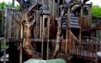 Thiết Kế Khu Vui Chơi Nhà Gỗ Cho Bé
