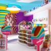 Khu Vui Chơi Trẻ Em Với Cửa Hàng Kẹo Ngọt Candylawa