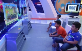 Mẫu thiết kế khu vui chơi Tiniworld 2000m2