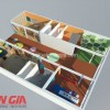 Thiết kế Nội Thất Trường Mầm Non Happy House