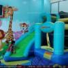 Khu vui chơi tại Campuchia 60m2