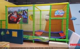 Khu vui chơi trẻ em tại Buôn Ma thuột 2016