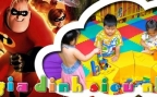 8 khu vui chơi trẻ em lý tưởng dành cho bé nhà bạn hè này