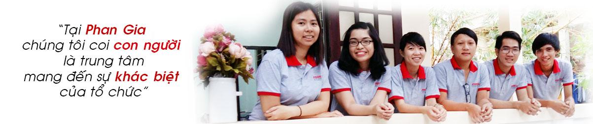 Phan Gia Company