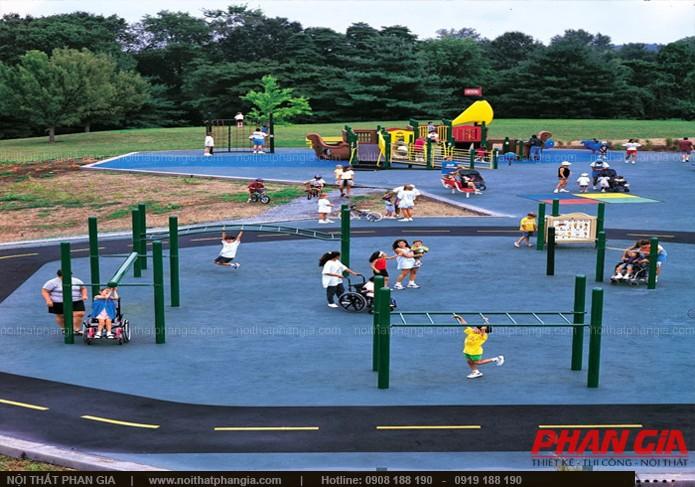 Kết quả hình ảnh cho khu vui chơi trẻ em ngoài trời